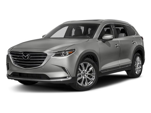 2016 Mazda CX-9 Signature Telematics Turbocharged All Wheel Drive Power Steering ABS 4-Wheel D