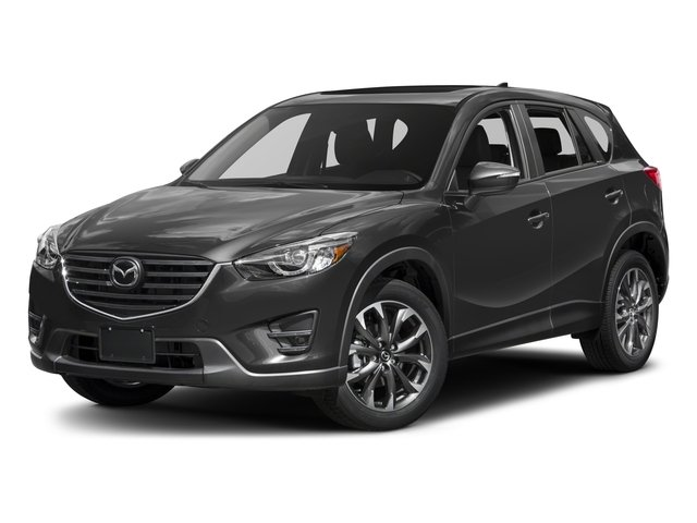 2016 Mazda CX-5 Grand Touring All Wheel Drive Power Steering ABS 4-Wheel Disc Brakes Brake Assi