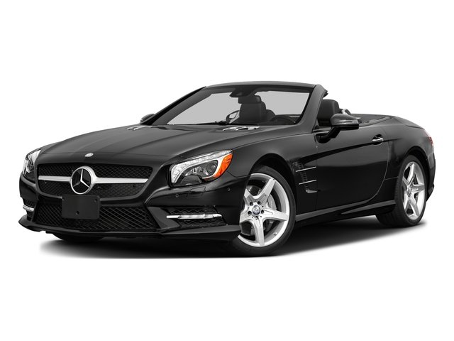 2016 Mercedes-Benz SL SL 550 Convertible