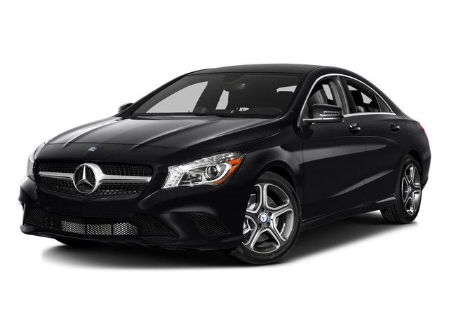 2016 Mercedes-Benz CLA CLA 250 4dr Car