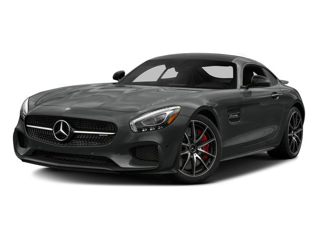 2016 Mercedes AMG GT S Turbocharged Rear Wheel Drive Active Suspension Power Steering ABS 4-Wh