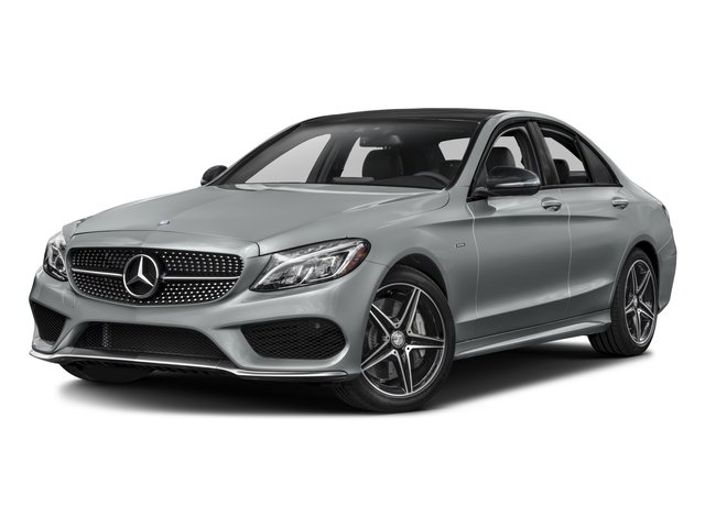 2016 Mercedes C-Class C 450 AMG Turbocharged All Wheel Drive Active Suspension Power Steering A
