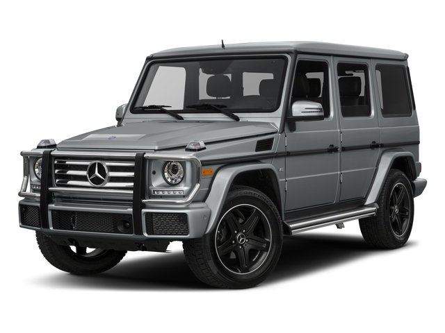 2016 Mercedes G-Class G 550 Turbocharged All Wheel Drive LockingLimited Slip Differential Power