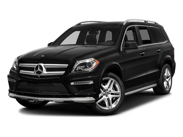 2016 Mercedes GL GL350 BlueTEC Turbocharged All Wheel Drive Air Suspension Power Steering ABS