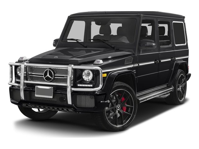 2016 Mercedes G-Class AMG G65 Turbocharged All Wheel Drive LockingLimited Slip Differential Pow