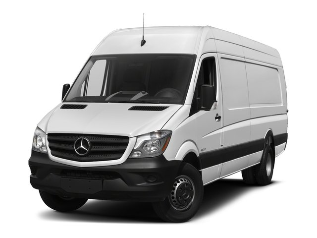 2016 Mercedes Sprinter Cargo Vans 3500 Extended Chassis Cab Turbocharged Rear Wheel Drive Power S