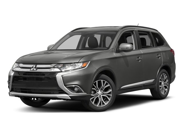2016 Mitsubishi Outlander SEL Pre-Owned Four Wheel Drive Power Steering ABS 4-Wheel Disc Brakes