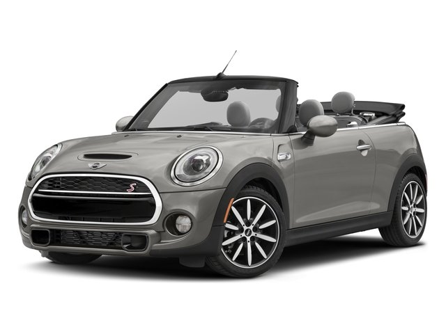 2016 MINI Cooper Convertible S Turbocharged Front Wheel Drive Power Steering ABS 4-Wheel Disc B