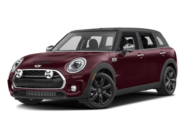 2016 MINI Cooper Clubman S Turbocharged Front Wheel Drive Power Steering ABS 4-Wheel Disc Brake