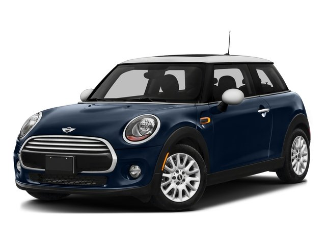 2016 MINI Cooper Hardtop  Turbocharged Front Wheel Drive Power Steering ABS 4-Wheel Disc Brakes