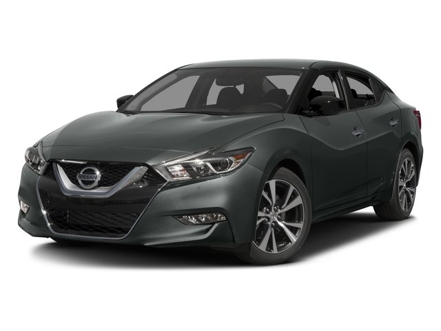 2016 Nissan Maxima  Front Wheel Drive Power Steering ABS 4-Wheel Disc Brakes Brake Assist Alum