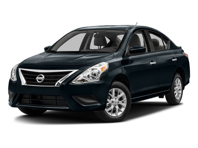 2016 Nissan Versa S Front Wheel Drive Power Steering ABS Front DiscRear Drum Brakes Brake Assi