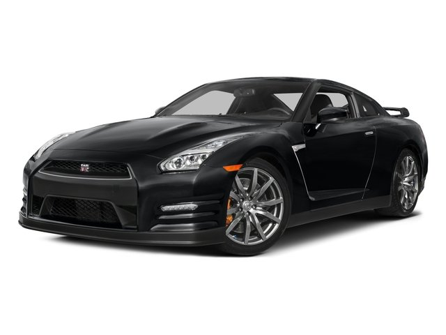 2016 Nissan GT-R  Turbocharged All Wheel Drive Power Steering ABS 4-Wheel Disc Brakes Brake As