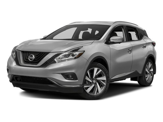 2016 Nissan Murano  Front Wheel Drive Power Steering ABS 4-Wheel Disc Brakes Brake Assist Brak