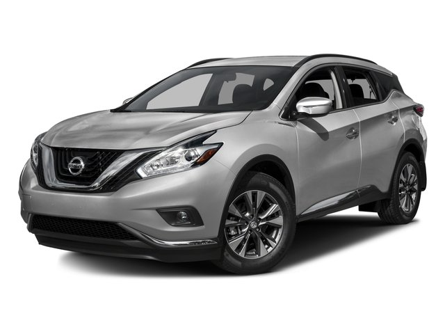2016 Nissan Murano S Front Wheel Drive Power Steering ABS 4-Wheel Disc Brakes Brake Assist Bra