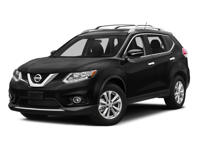 2016 Nissan Rogue S All Wheel Drive Power Steering ABS 4-Wheel Disc Brakes Brake Assist Wheel