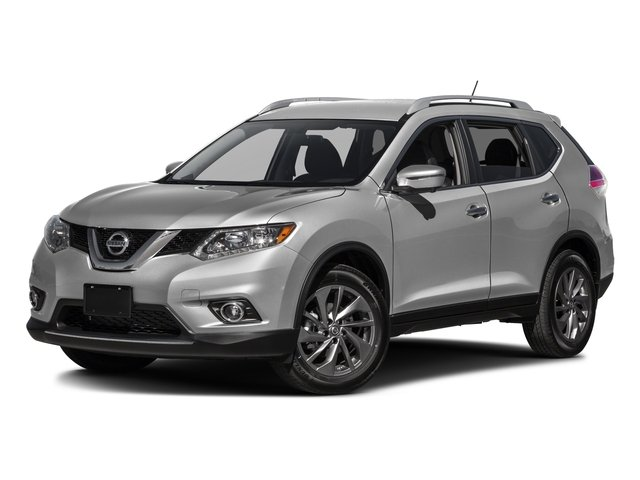 2016 Nissan Rogue SL All Wheel Drive Power Steering ABS 4-Wheel Disc Brakes Brake Assist Alumi