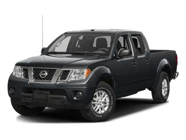 2016 Nissan Frontier SV Rear Wheel Drive Power Steering ABS 4-Wheel Disc Brakes Brake Actuated
