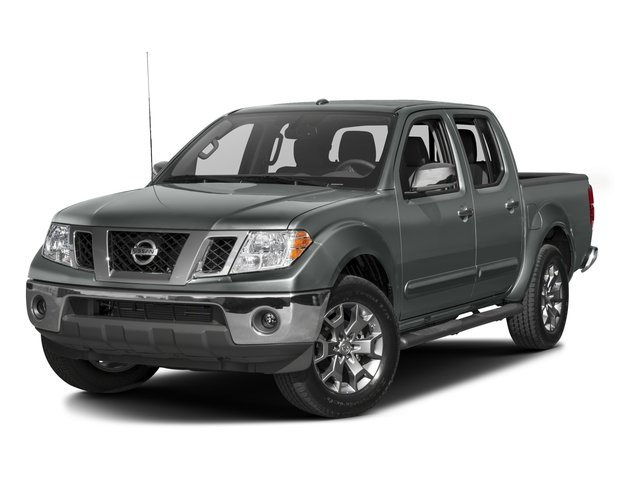 2016 Nissan Frontier 40 L Rear Wheel Drive Power Steering ABS 4-Wheel Disc Brakes Brake Actuat
