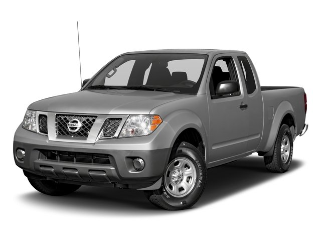 2016 Nissan Frontier S Rear Wheel Drive Power Steering ABS 4-Wheel Disc Brakes Brake Actuated L