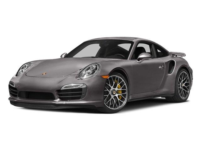 2016 Porsche 911 Coupe Turbo
