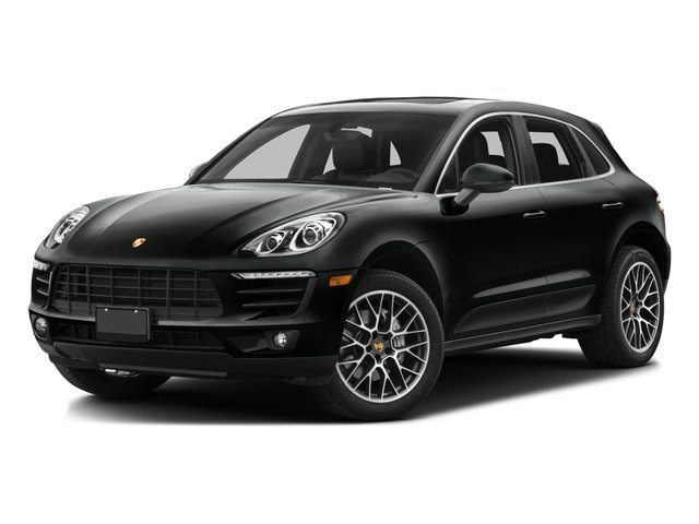2016 Porsche Macan S Turbocharged All Wheel Drive Power Steering ABS 4-Wheel Disc Brakes Brake