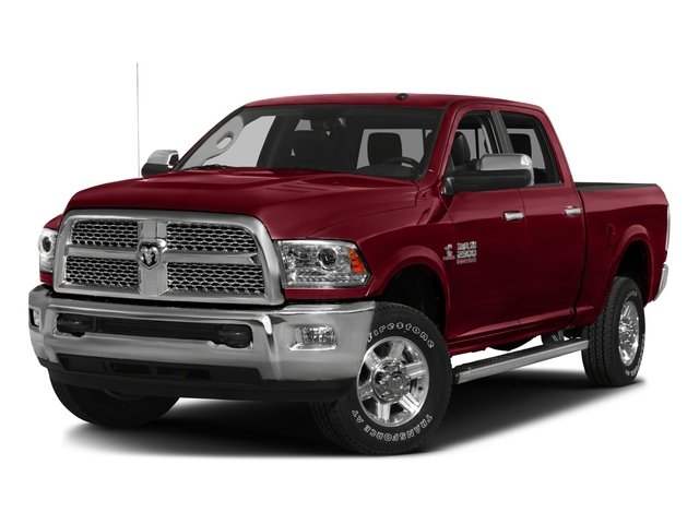 2016 Ram 2500 Laramie Power Wagon