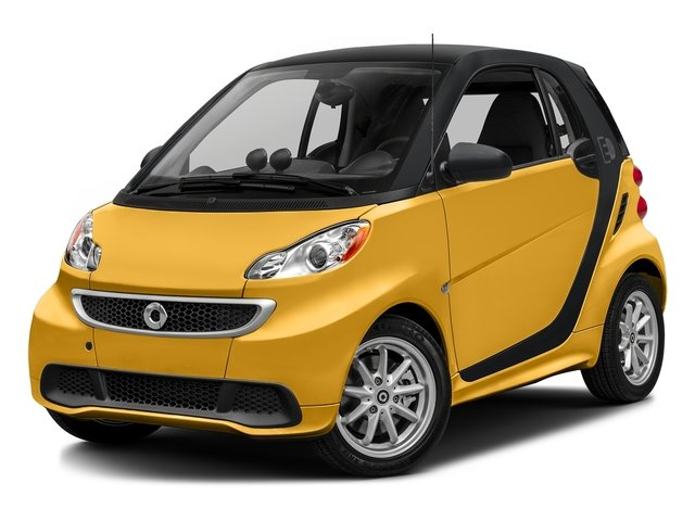 2016 smart Fortwo passion electric