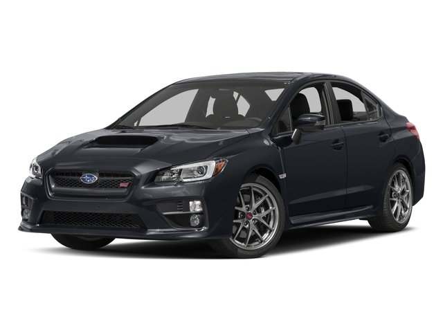 2016 Subaru WRX STI Limited Turbocharged All Wheel Drive Power Steering ABS 4-Wheel Disc Brakes