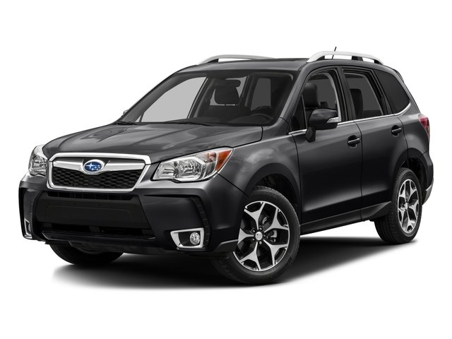 2016 Subaru Forester 20XT Touring Turbocharged All Wheel Drive Power Steering ABS 4-Wheel Disc
