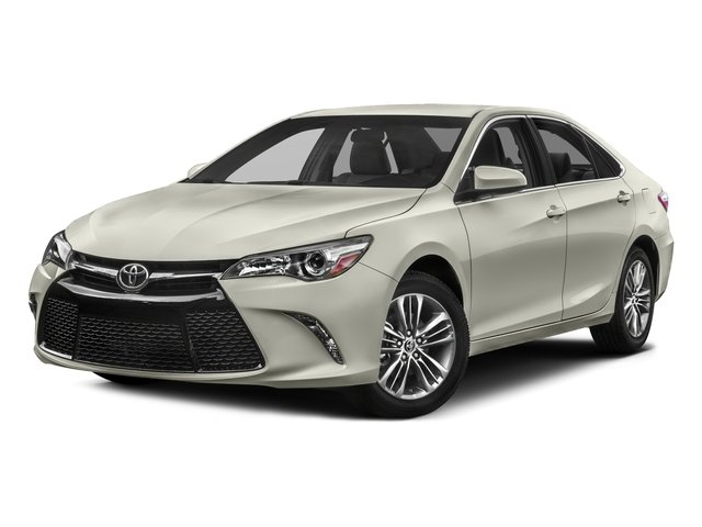 2016 Toyota Camry  Automatic Celestial Silver Metallic Front Wheel Drive Power Steering ABS 4