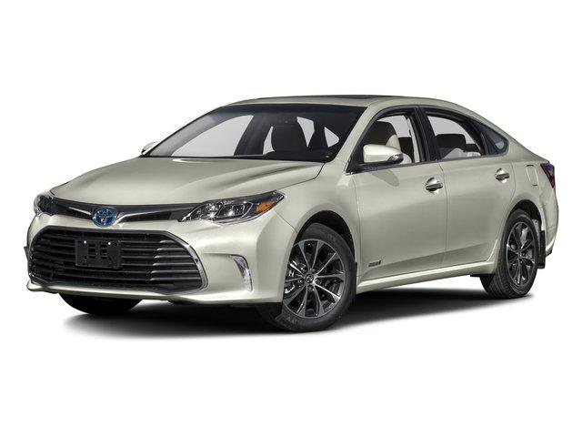 2016 Toyota Avalon Hybrid Hybrid Limited
