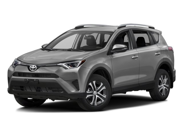 2016 Toyota RAV4 4430 LE Automatic Black Black Front Wheel Drive Power Steering ABS 4-Wheel