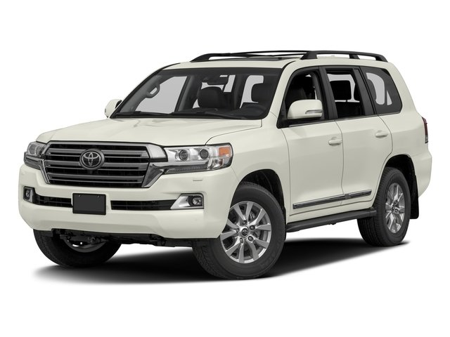 2016 Toyota Land Cruiser LE