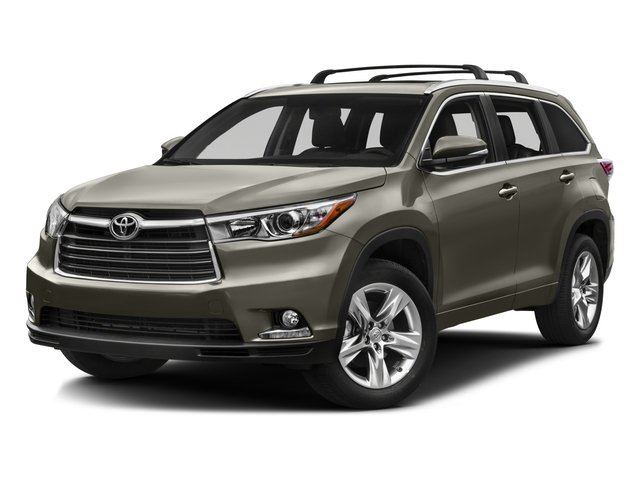 2016 Toyota Highlander Limited Platinum