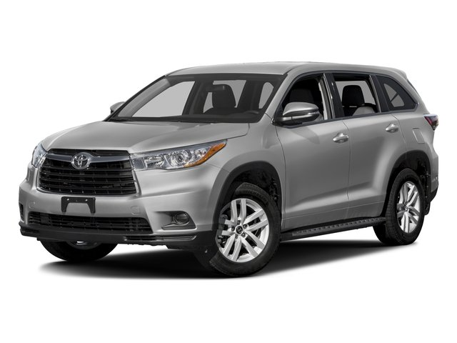 2016 Toyota Highlander LE Plus V6