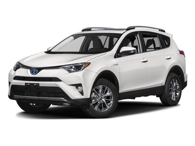 Used 2016 Toyota RAV4 Hybrid in Beckley, WV