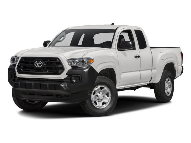 2016 Toyota Tacoma SR Four Wheel Drive Power Steering ABS Front DiscRear Drum Brakes Brake Ass