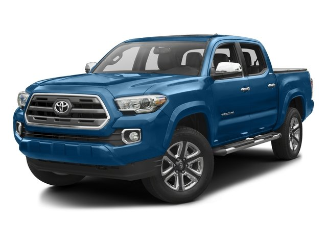2016 Toyota Tacoma Limited Four Wheel Drive Power Steering ABS Front DiscRear Drum Brakes Brak