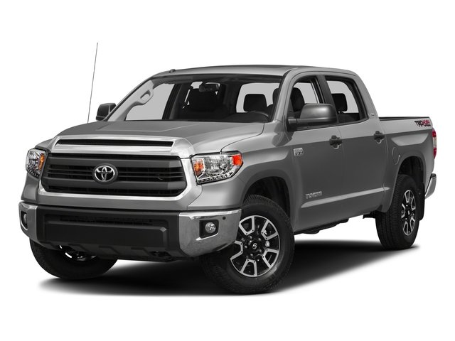 2016 Toyota Tundra 4WD Truck SR5 CrewMax 5.7L V8 6-Spd AT SR5 Regular Unleaded V-8 5.7 L/346 [35]