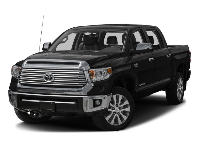 2016 Toyota Tundra LTD Rear Wheel Drive Tow Hitch Power Steering ABS 4-Wheel Disc Brakes Brake