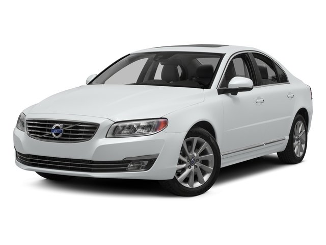 2016 Volvo S80 T5 Drive-E Platinum Turbocharged Front Wheel Drive Power Steering ABS 4-Wheel Di