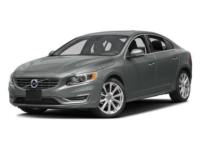 2016 Volvo S60 Inscription T5 Drive-E Platinum Turbocharged Front Wheel Drive Power Steering ABS