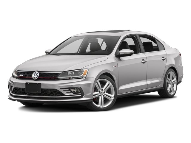 2016 Volkswagen Jetta Sedan 20T GLI SE Turbocharged Front Wheel Drive Power Steering ABS 4-Whe