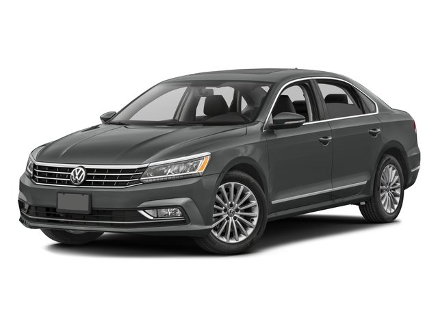 2016 Volkswagen Passat 18T SE Turbocharged Front Wheel Drive Power Steering ABS 4-Wheel Disc B