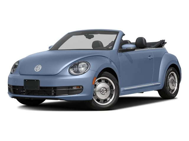 2016 Volkswagen Beetle Convertible 1.8T Denim