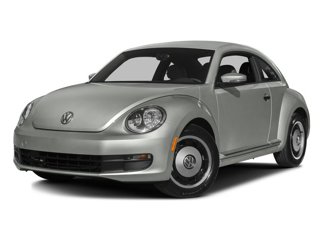 2016 Volkswagen Beetle Coupe 18T Classic Turbocharged Front Wheel Drive Power Steering ABS 4-W