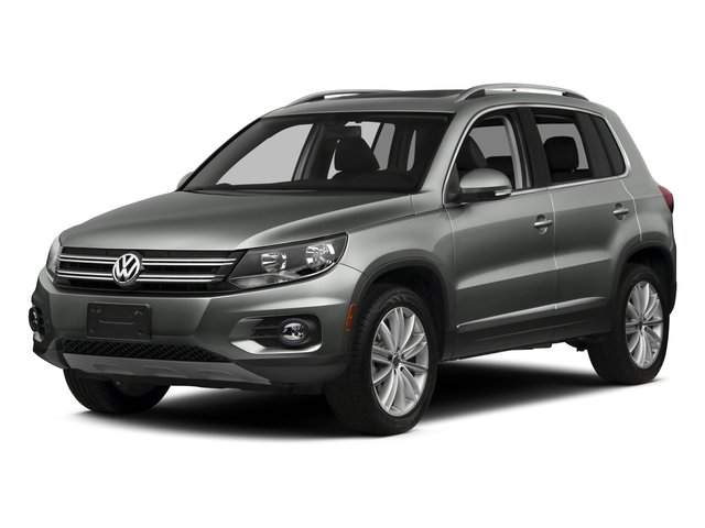2016 Volkswagen Tiguan  Turbocharged Front Wheel Drive Power Steering ABS 4-Wheel Disc Brakes