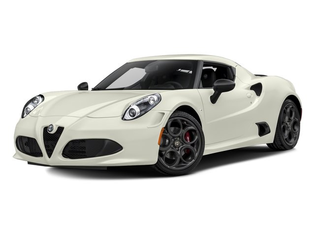 2017 Alfa Romeo 4C Coupe Base