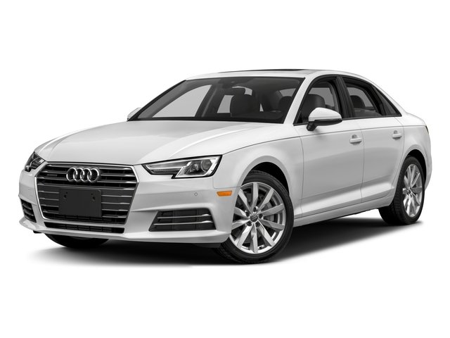 2017 Audi A4 Premium Plus Turbocharged All Wheel Drive Power Steering ABS 4-Wheel Disc Brakes